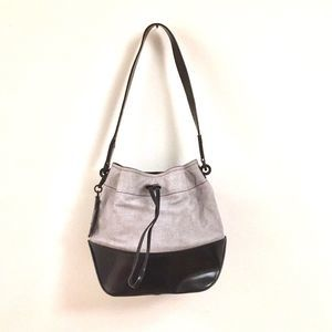 ZAC Zac Posen Eartha drawstring handbag EUC